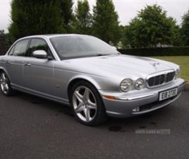 USED 2006 JAGUAR XJ SERIES EXECUTIVE TDVI AUTO SALOON 92,000 MILES IN SILVER FOR SALE | CA
