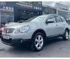 NISSAN QASHQAI +2 1.5 DSL 2 D FOR SALE IN DUBLIN FOR €6,450 ON DONEDEAL