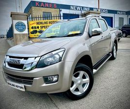 2014 ISUZU DMAX LS!! VIDEO!! FOR SALE IN LONGFORD FOR €UNDEFINED ON DONEDEAL