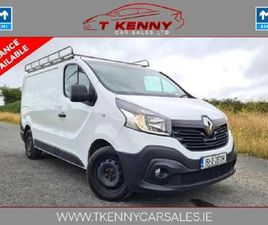 RENAULT TRAFIC ALL NEW SL27 DCI 90 BUSINESS 3DR P FOR SALE IN WEXFORD FOR €11,950 ON DONED