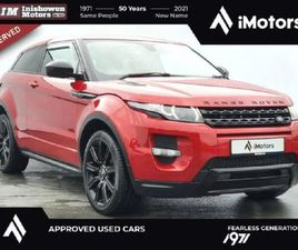 LAND ROVER RANGE ROVER EVOQUE SD4 190HP 4WD AUTO FOR SALE IN DONEGAL FOR €24,745 ON DONEDE