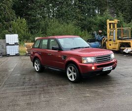 CLEAN 2007 RANGE ROVER SPORT FOR SALE IN WEXFORD FOR €7,500 ON DONEDEAL