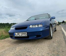 OPEL CALIBRA CLIFF MOTORSPORT EDITION YOUNGTIMER KEIN TURBO 4X4