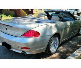 BMW 2006 650I DECAPOTABLE CUIR GPS | CARS & TRUCKS | CITY OF MONTRÉAL | KIJIJI