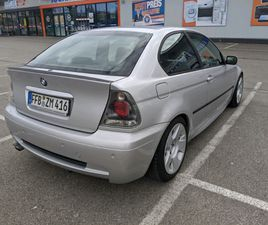 BMW 330TI E46 COMPACT HATCHBACK EURO SPEC. ONTARIO REGISTERED | CARS & TRUCKS | CITY OF TO