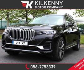 XDRIVE40D M SPORT 2 SEATER COMMERCIAL