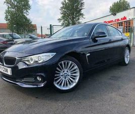 2014 BMW 4 SERIES 2.0 420D XDRIVE LUXURY GRAN COUPE 4D 181 BHP COUPE DIESEL MANU