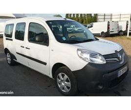 RENAULT KANGOO II EXPRESS MAXI 1.5 DCI 90CH CABINE APPROFONDIE EXTRA R-LINK