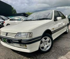PEUGEOT 405 MI16X4 **STUNNING EXAMPLE - ONLY 82,000 MILES - VERY RARE**