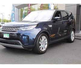 USED 2018 LAND ROVER DISCOVERY HSE
