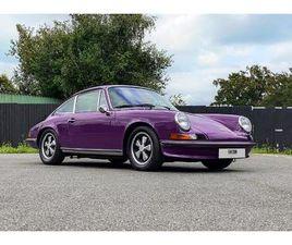 PORSCHE 1973 911 2.4 E