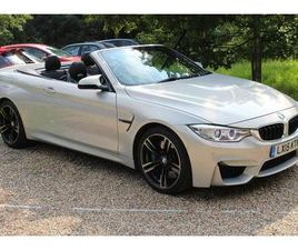 BMW 4 SERIES 3.0 M DCT (S/S) 2DR