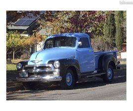 CHEVROLET PICK-UP 3100 1954 TTC TOUT INCLUS