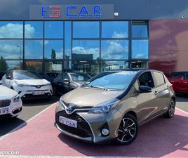 TOYOTA YARIS HYBRIDE 100H COLLECTION CAM+GPS+TOIT