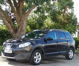 NISSAN QASHQAI +2 1.6 PETROL 117BHP 7 SEATER FOR SALE IN DUBLIN FOR €5,900 ON DONEDEAL