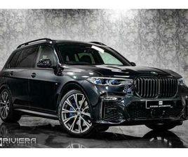 2021 21 BMW X7 0.0 M50I 5D 523 BHP