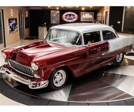 FOR SALE: 1955 CHEVROLET BEL AIR IN GILROY, CALIFORNIA