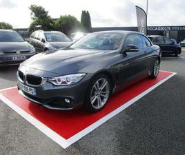 F33 CABRIOLET CAB 420D 184 CH SPORT PACK TECHNO A