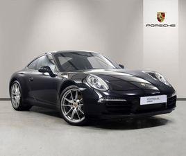 2014 PORSCHE 911 3.4 CARRERA COUPE PDK - £63,900