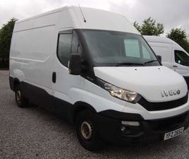 IVECO DAILY, 2015 FOR SALE IN TYRONE FOR £7,950 ON DONEDEAL