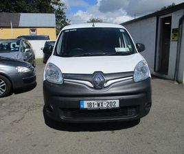 2018 RENAULT KANGOO DSL TEST TAX WARRANTY FOR SALE IN WEXFORD FOR €8,750 ON DONEDEAL
