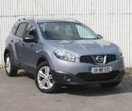 NISSAN QASHQAI +2 1.6DCI XE 4X4 4WD NCT D 06/23 T FOR SALE IN KILDARE FOR €10,995 ON DONED