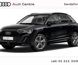 AUDI Q3 NEW 35 TDI 150HP S-TRONIC S-LINE 4DR FOR SALE IN DUBLIN FOR €51,577 ON DONEDEAL