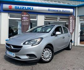 2016 OPEL CORSA E 1.4 PETROL FOR SALE IN DONEGAL FOR €8,999 ON DONEDEAL