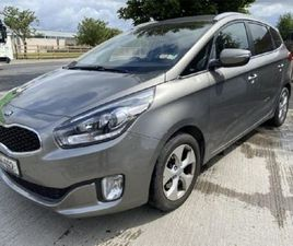 KIA CARENS EX PE 5DR FOR SALE IN LOUTH FOR €UNDEFINED ON DONEDEAL