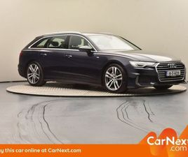 AUDI A6 AVANT 45 TDI QUATTRO TIPTRONIC SPORT FOR SALE IN DUBLIN FOR €51,250 ON DONEDEAL