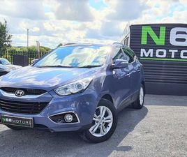 HYUNDAI IX35 SPORT 1.7 4DR MPV FOR SALE IN CLARE FOR €8,795 ON DONEDEAL