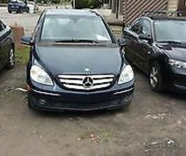 2007 MERCEDES-BENZ B-CLASS AUTOMATIQUE CLIMATISEE 4CYLINDRES   CARS & TRUCKS   CITY OF MON