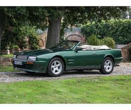 1993 ASTON MARTIN VIRAGE VOLANTE AUTO