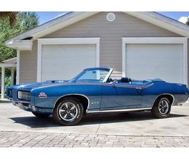 FOR SALE: 1969 PONTIAC GTO IN EUSTIS, FLORIDA