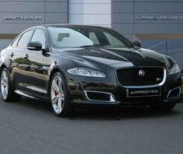 5.0 V8 SUPERCHARGED XJR 4DR AUTO