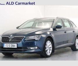 SKODA SUPERB COMBI STYLE 2.0 TDI 190HP FULL LEATH FOR SALE IN DUBLIN FOR €19,450 ON DONEDE