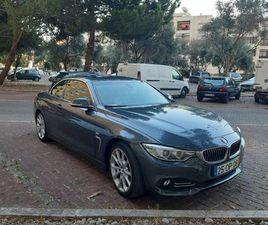 BMW 420D LUXURY AUT CABRIO