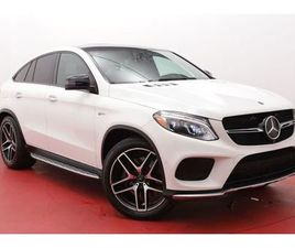 2017 MERCEDES-BENZ GLE 43 AMG COUPE 4MATIC