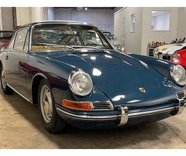 1966 PORSCHE 912 SUNROOF COUPE!