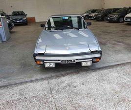 FIAT X 1/9 FIVE SPEED CABRIO
