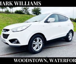 HYUNDAI IX35, 2013, 4WD COMFORT COMMERCIAL FOR SALE IN WATERFORD FOR €7,995 ON DONEDEAL