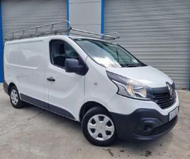 RENAULT TRAFIC ALL NEW SL27 DCI 90 BUSINESS 3DR P FOR SALE IN KERRY FOR €11,990 ON DONEDEA
