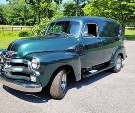 1954 CHEVROLET 3100 PANEL TRUCK