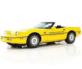 1986 CHEVROLET CORVETTE PACE CAR   CARS & TRUCKS   CITY OF MONTRÉAL   KIJIJI
