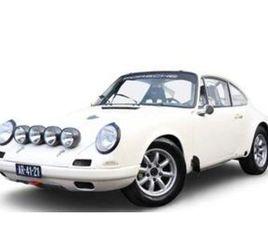 PORSCHE 912 912S   COMPETITION   RALLYE MONTE-CARLO  GETAXEERD OP 130.000,- EURO UIT 01-01