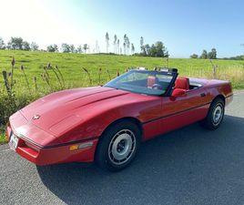 1988 CORVETTE C4 CABRIO CABRIOLET H ZULASSUNG V8 US CAR