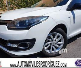 RENAULT MEGANE LIMITED ENERGY TCE 115 SS EURO 6
