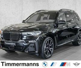 BMW X7 XDRIVE40D M SPORTPAKET INNOVATIONSP. HEAD-UP