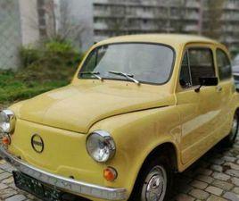 OLDTIMER ZASTAVA 750LE/FIAT 600
