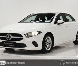 MERCEDES-BENZ A-CLASS A 180 D SE EXECUTIVE AUTO FOR SALE IN DUBLIN FOR €33,950 ON DONEDEAL